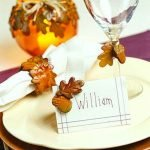 Thanksgiving Tabletop Crafts to Enhance Your Party 3