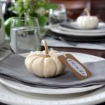 Thanksgiving Tabletop Crafts to Enhance Your Party 18