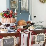 Thanksgiving Tabletop Crafts to Enhance Your Party 23
