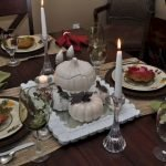 Thanksgiving Tabletop Crafts to Enhance Your Party 30