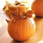 Thanksgiving Tabletop Crafts to Enhance Your Party 35