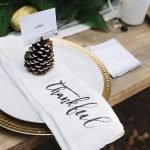 Thanksgiving Tabletop Crafts to Enhance Your Party 39