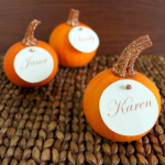 Thanksgiving Tabletop Crafts to Enhance Your Party 47
