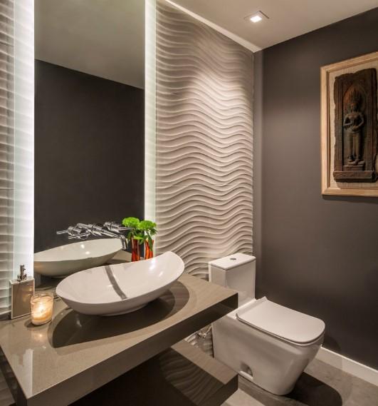 alarming unique half bathroom ideas #halfbathroomideas #halfbathroom #bathroomideas #smallbathroom