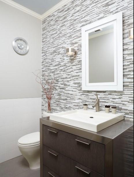 dreadful tropical bathroom ideas #halfbathroomideas #halfbathroom #bathroomideas #smallbathroom