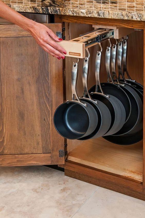 White Kitchen Cabinet Knob Ideas