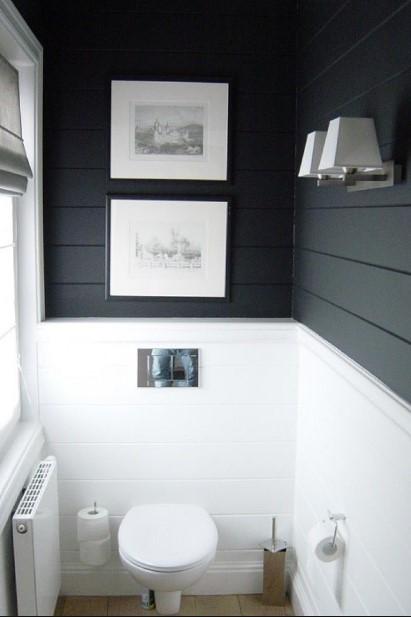 wonderful toilet and bathroom design #halfbathroomideas #halfbathroom #bathroomideas #smallbathroom