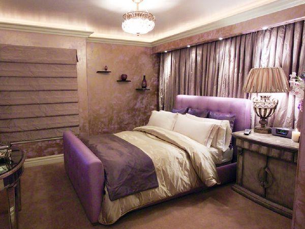 Soft Purple Bedroom Ideas