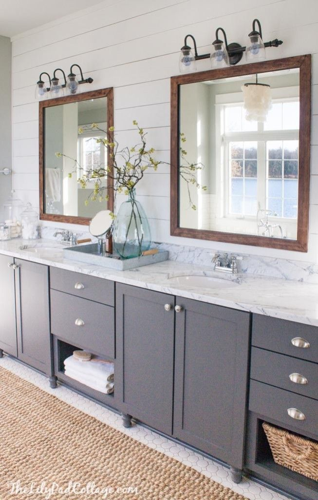 Bathroom Mirror Storage Ideas