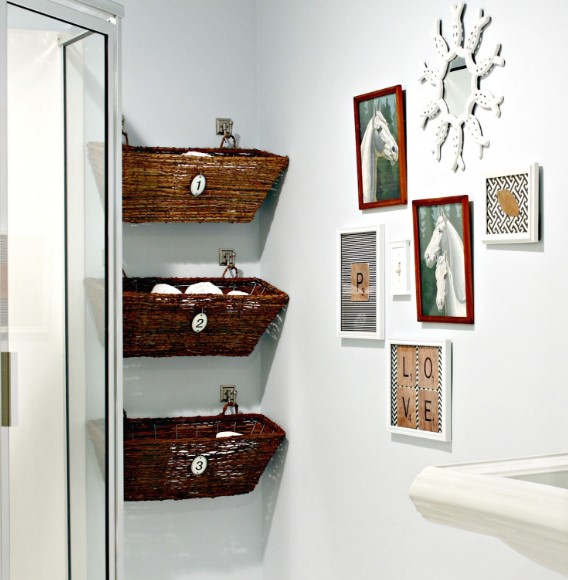 magnificent wicker bathroom storage drawers #bathroomstorageideas #bathroomideas #bathroom #halfbathroom