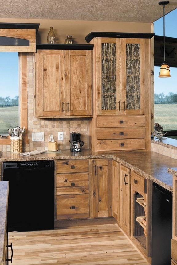 Rustic Kitchen Cabinet Door Knobs
