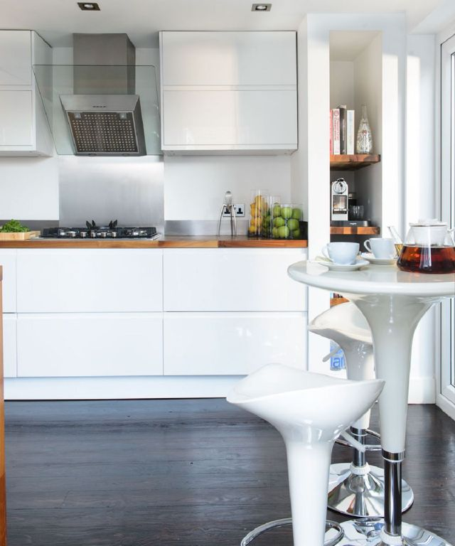 8 Modern decor for your cozy little kitchen