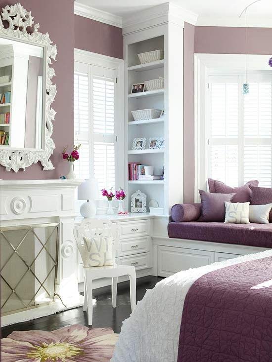 Purple Bedroom Set Ideas