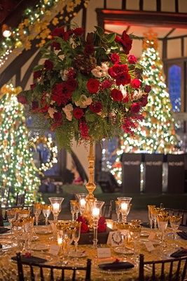 Amazing Beautiful Winter Wedding Decoration Ideas