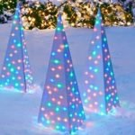 Astonishing Outdoor Christmas Lights Decoration Ideas