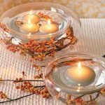 Astonishing Thanksgiving Candle Displays Ideas And Placements