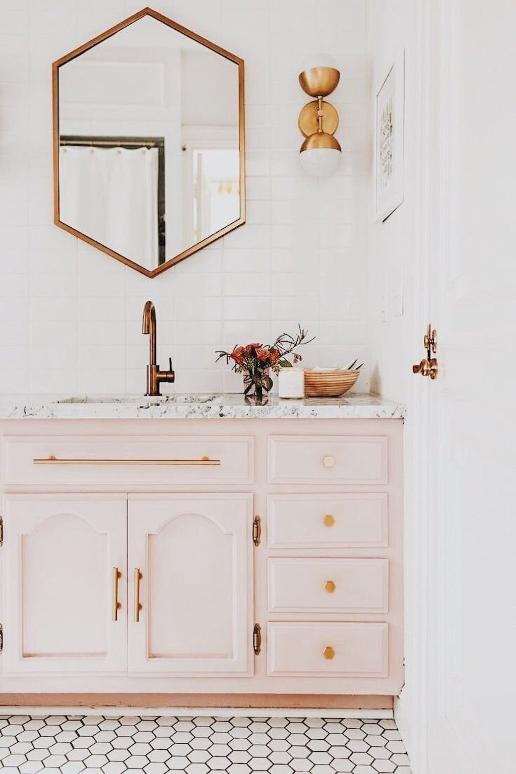 Astounding Stylish Color Scheme For Your Bathroom