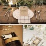 Awesome Beautiful Winter Wedding Decoration Ideas
