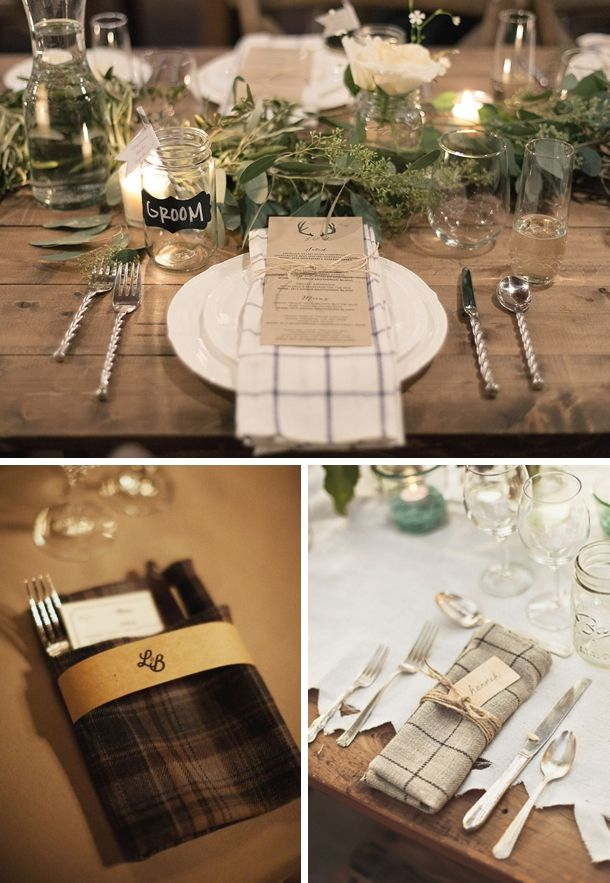 Awesome Beautiful Winter Wedding Decoration Ideas