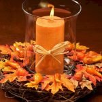Awesome Thanksgiving Candle Displays Ideas And Placements