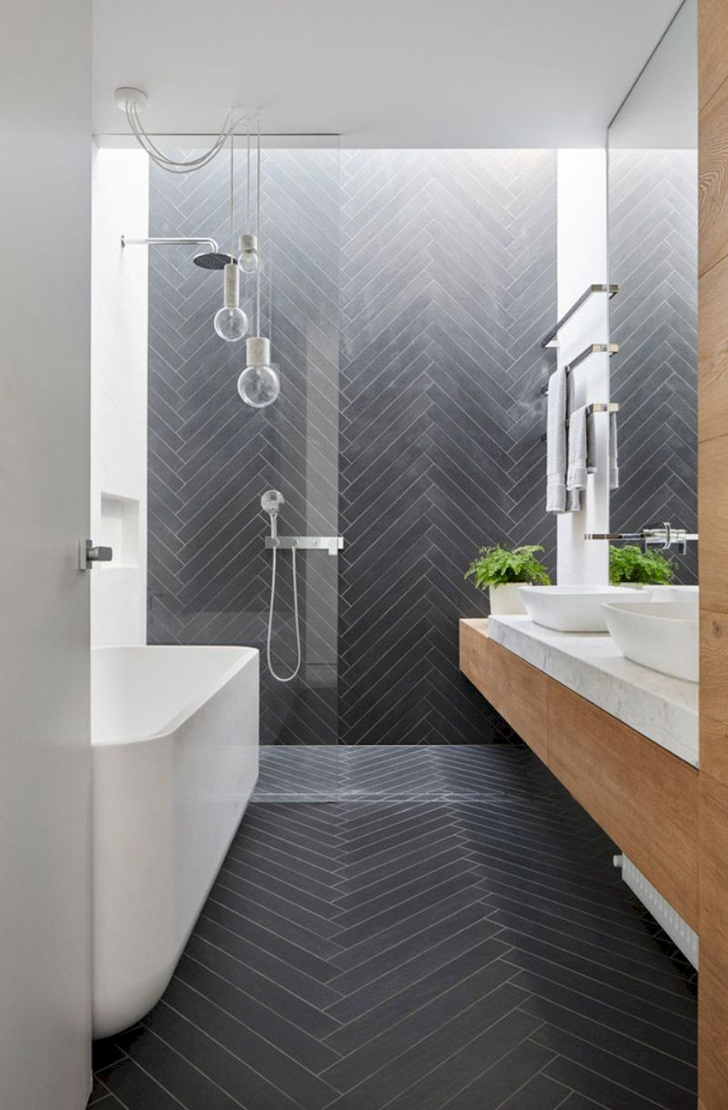 Awful Stylish Color Scheme For Your Bathroom
