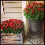 Beautiful Front Door Decoration For Fall 002