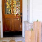 Beautiful Front Door Decoration For Fall 104