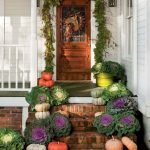 Beautiful Front Door Decoration For Fall 177