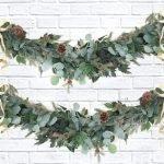 Brilliant Christmas Garland Decorating Ideas 017
