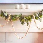 Brilliant Christmas Garland Decorating Ideas 020