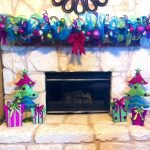 Brilliant Christmas Garland Decorating Ideas 025
