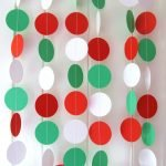 Brilliant Christmas Garland Decorating Ideas 031