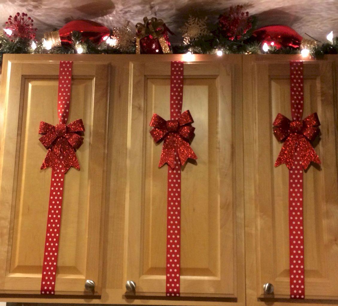 Brilliant Christmas Garland Decorating Ideas 041
