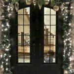 Brilliant Christmas Garland Decorating Ideas 042