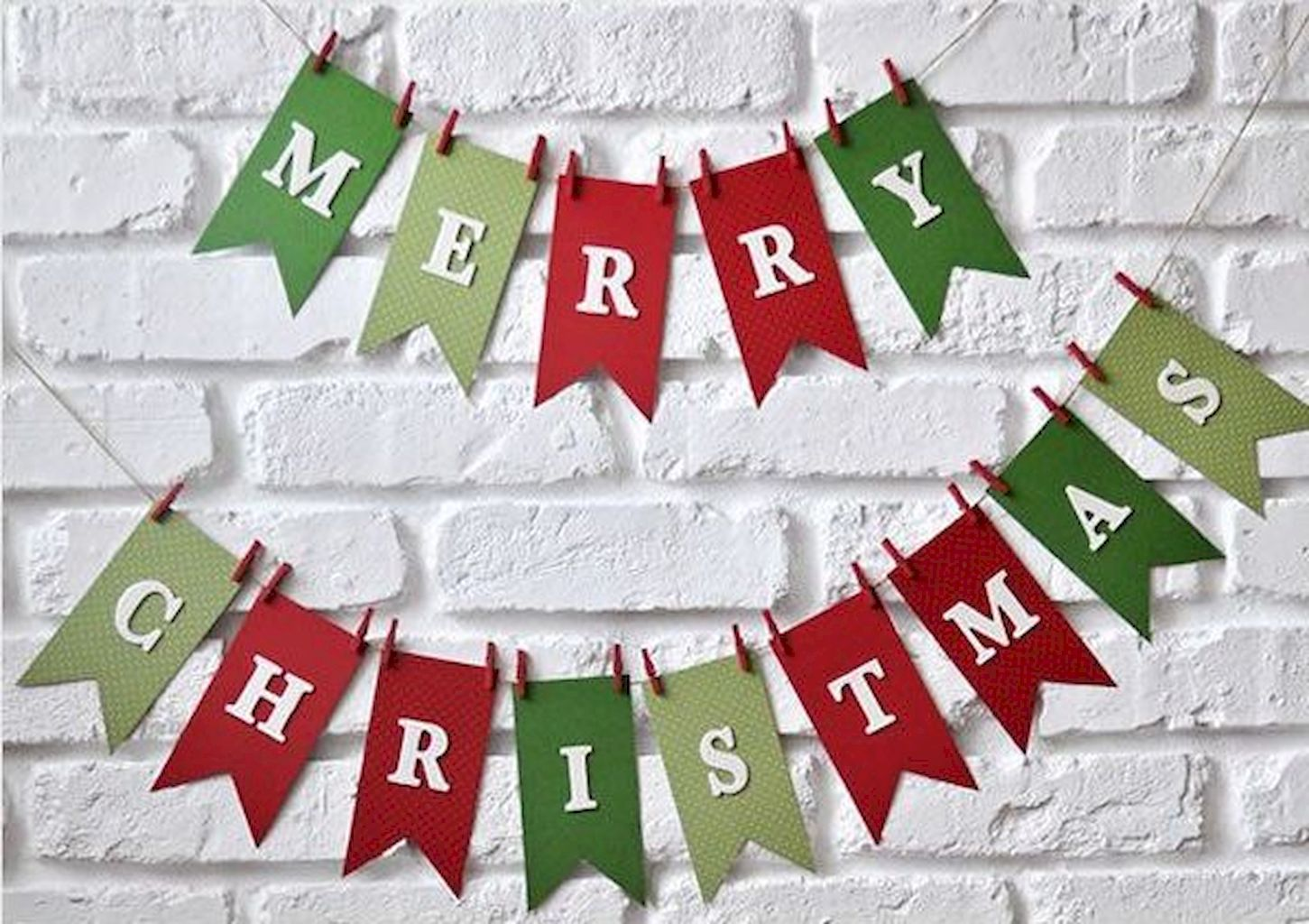 Brilliant Christmas Garland Decorating Ideas 048