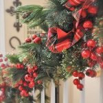 Brilliant Christmas Garland Decorating Ideas 051