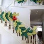 Brilliant Christmas Garland Decorating Ideas 056