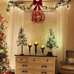 Brilliant Christmas Garland Decorating Ideas 061