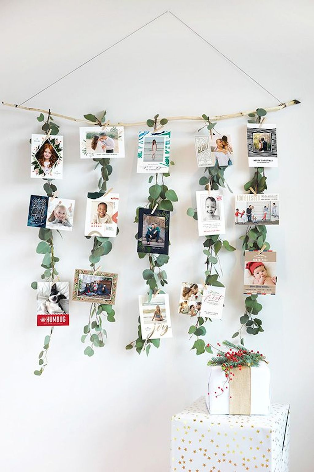 Brilliant Christmas Garland Decorating Ideas 068