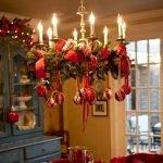 Brilliant Christmas Garland Decorating Ideas 076