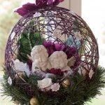 Brilliant Christmas Garland Decorating Ideas 084
