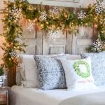 Brilliant Christmas Garland Decorating Ideas 119
