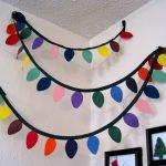 Brilliant Christmas Garland Decorating Ideas 126