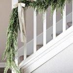 Brilliant Christmas Garland Decorating Ideas 128