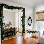 Brilliant Christmas Garland Decorating Ideas 144