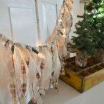 Brilliant Christmas Garland Decorating Ideas 158