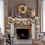 Brilliant Christmas Garland Decorating Ideas 163