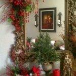 Brilliant Christmas Garland Decorating Ideas 217