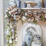 Brilliant Christmas Garland Decorating Ideas 218
