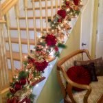 Brilliant Christmas Garland Decorating Ideas 226